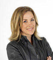 a colour headshot of Sarah Beeny, property expert.